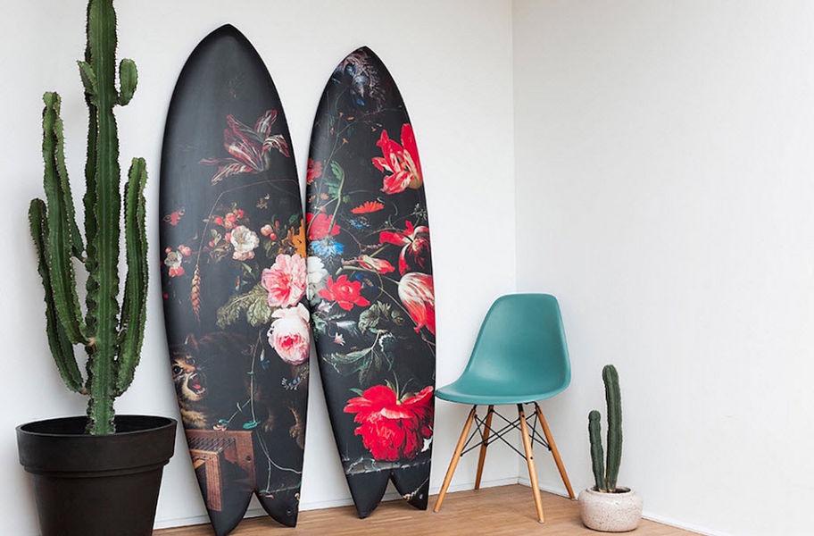 BOOM-ART Surfboard Jeux sportifs Jeux & Jouets  |