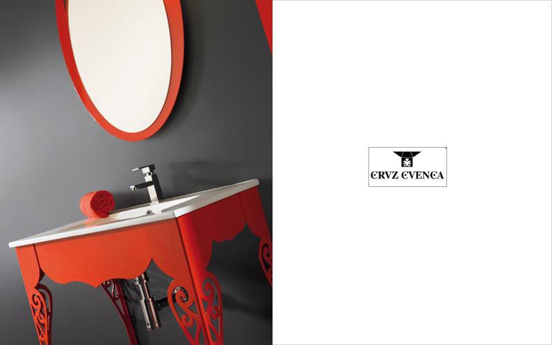 CRUZ CUENCA Meuble vasque Meubles de salle de bains Bain Sanitaires  |
