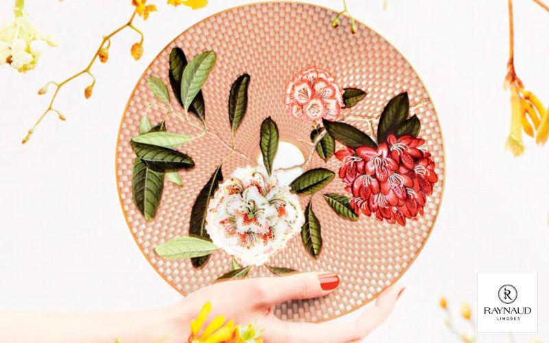Raynaud Assiette à dessert Assiettes Vaisselle  |