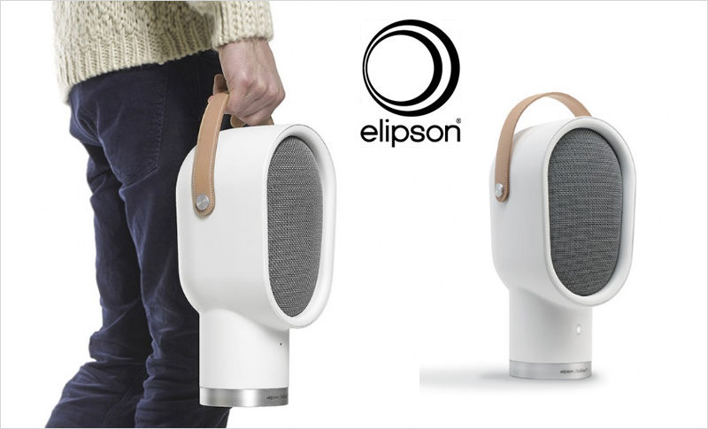 ELIPSON Enceinte acoustique Hifi & Son High-tech  |