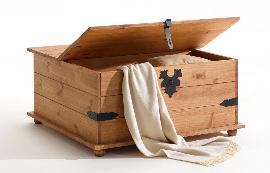 IDIMEX Coffre à linge Meubles de salle de bains Bain Sanitaires  |