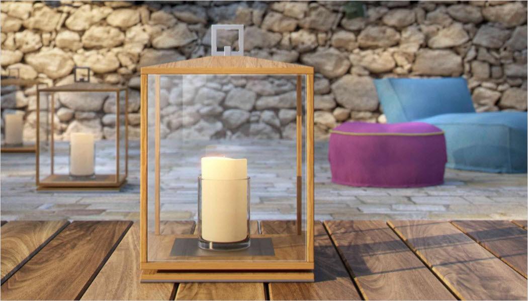 ITALY DREAM DESIGN Photophore d'extérieur Divers luminaires d'extérieur Luminaires Extérieur Jardin-Piscine | Design Contemporain