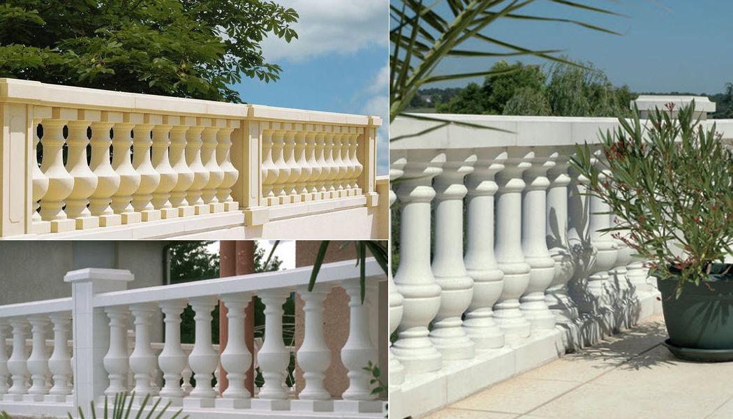 Weser Balustrade Clôtures Bordures Jardin Abris Portails... Jardin-Piscine |