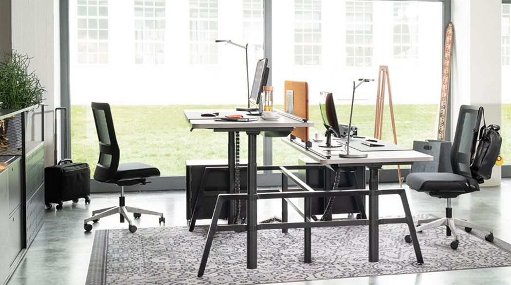 WIESNER-HAGER MÖBEL Bureau opérationnel Bureaux et Tables Bureau  |