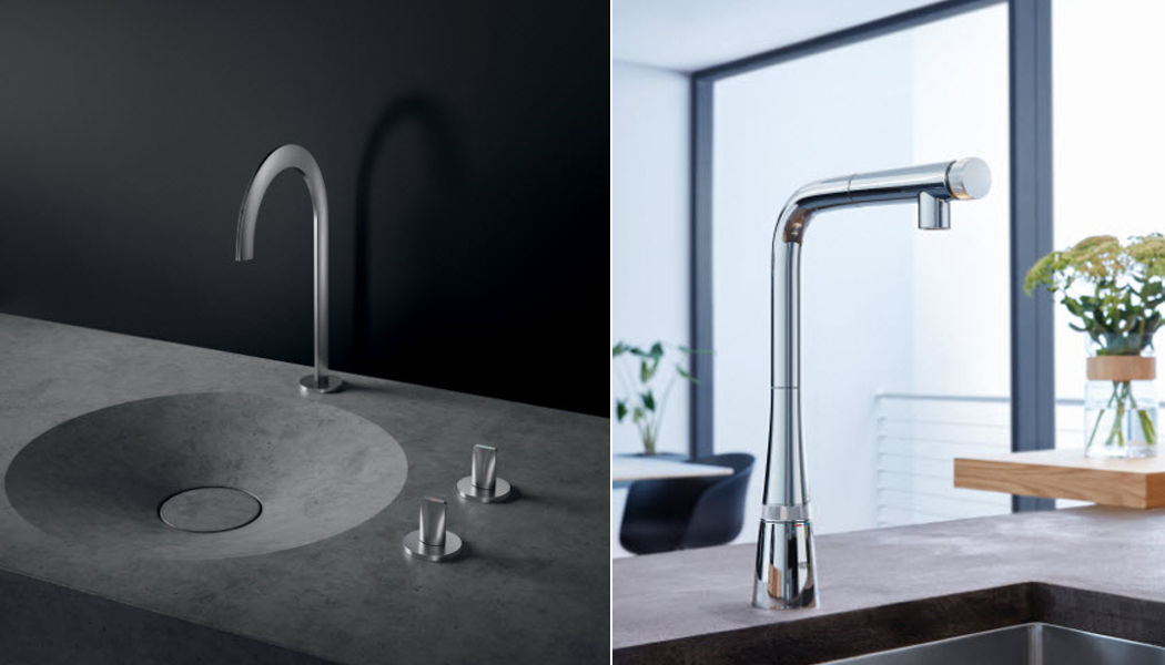 Grohe Mitigeur lavabo Robinetterie Bain Sanitaires  |