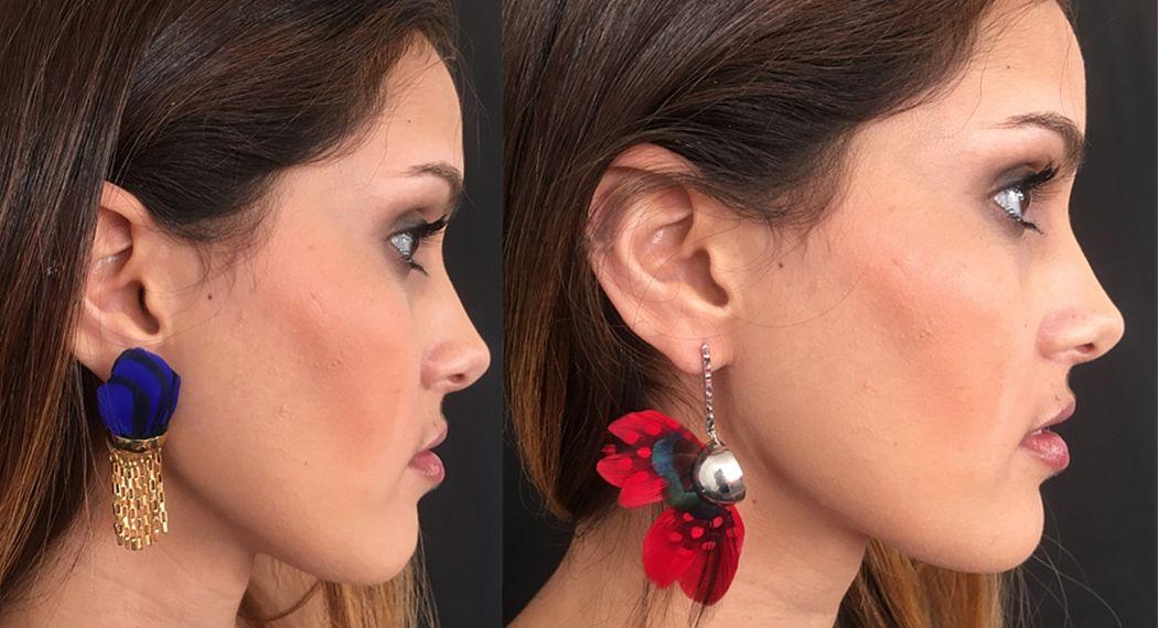 ANAGOLD Boucles d'oreilles Bijouterie En marge de la Déco  |