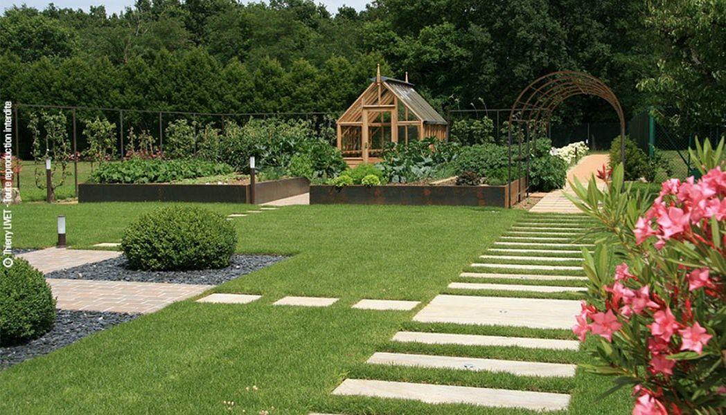 JARDIN EN SCÈNE Autres Jardins réalisations Jardins réalisations Extérieur Divers Jardin-Piscine | Design Contemporain