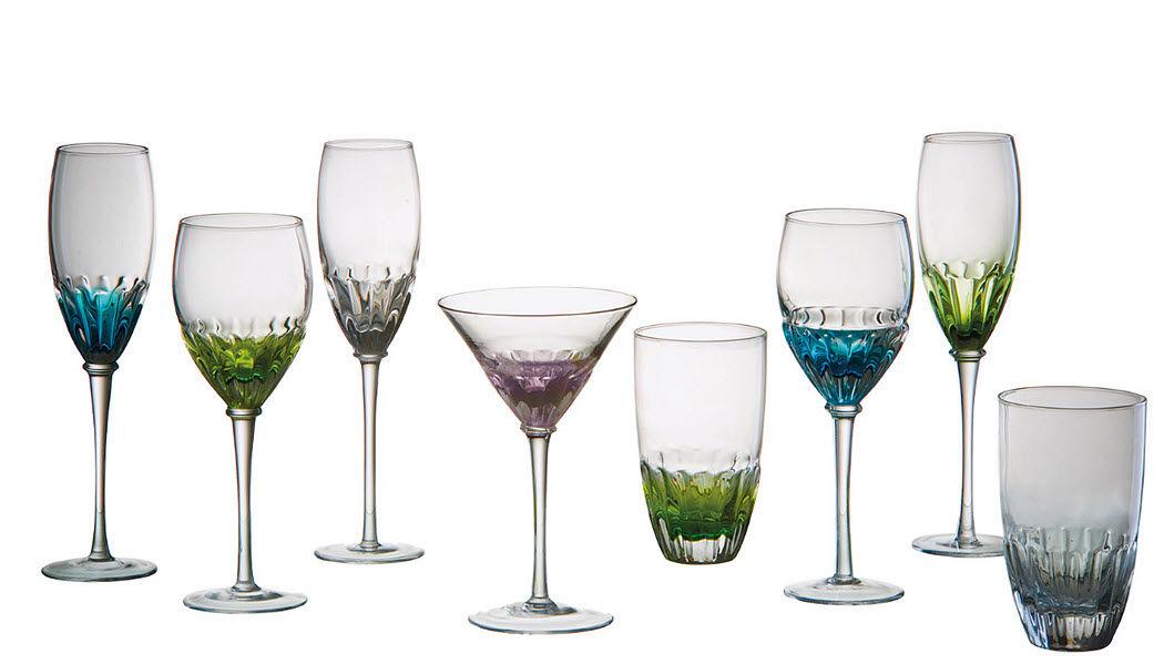 ANTON STUDIO DESIGN Service de verres Services de verres Verrerie  |