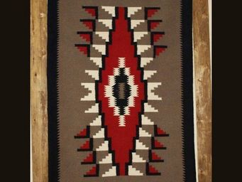 LA CABANE DE L'OURS - tapis south west 326 - Tapis Traditionnel