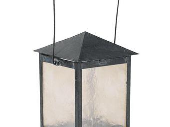 Aubry-Gaspard - lanterne ext�rieure en zinc - Lanterne D'ext�rieur