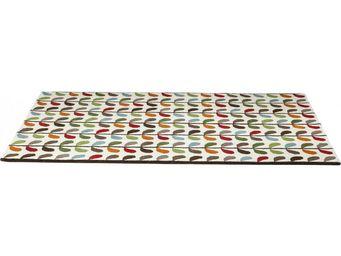 Kare Design - tapis en coton leaf colore 170x240 cm - Tapis Contemporain