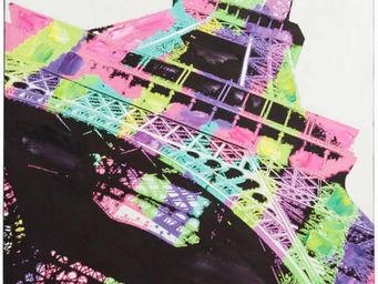 KOKOON DESIGN - toile murale imprimée rainbow - Toile Décorative D'intérieur