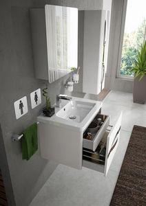 Sonia - Meuble de salle de bains