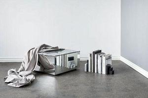 KRISTINA DAM STUDIO - mirror table - Table Basse Carrée