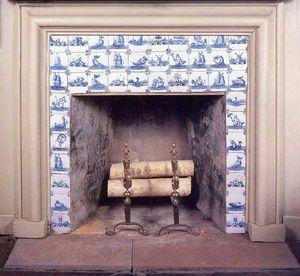 Almaviva Décor de cheminée
