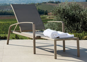 Italy Dream Design Chaise longue de jardin