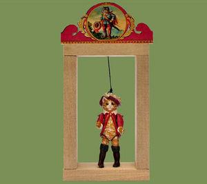 Sartoni Danilo Ravenna Italy Marionnette