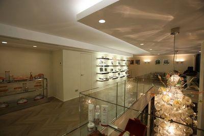 Faux plafond en platre style francais , Plaque pour plafond de garage ...