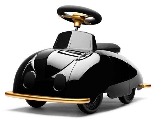 Porteur-Playsam-Roadster Saab