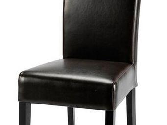 MEUBLES ZAGO - chaise cuba bycast - lot de 2 - Chaise