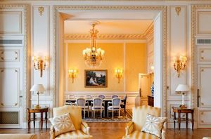 JM CREATIONS PARIS -  - Idées : Salles À Manger D'hôtels