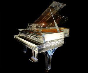 Gary Pons France -  - Piano Demi Queue