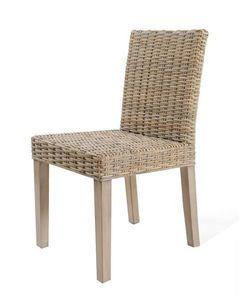 BELDEKO - tressée - Chaise