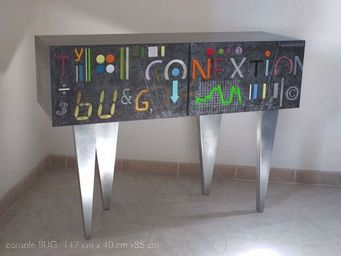 Decoupe Creative - bug - Console