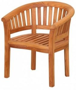 Tek Import - fauteuil demi-lune - Fauteuil De Jardin