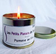 MAXENCE - 28h de parfum 100% gourmand ! - Bougie Parfumée