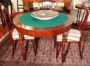 FASCINO ANTICO -  - Table De Jeux