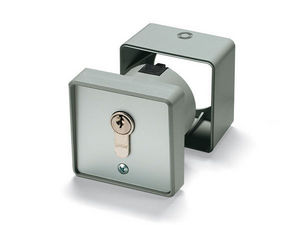 Wimove - interrupteur a cle 1 contact pour porte de garage - Contracteur À Clef En Saillie