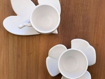Blue Leaves -  - Tasse À Café