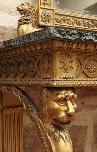 Galerie Jérôme Pla - italie, 18ème siècle - Console