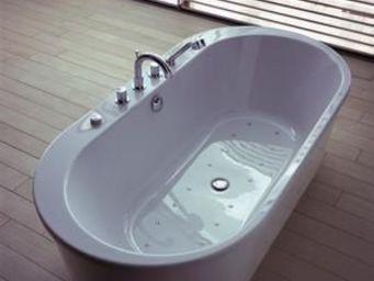 Hoesch Design France - foster - Baignoire Ilot