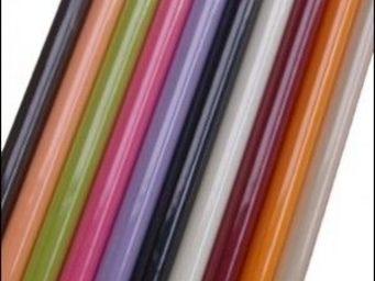 Adiserve - nappe en rouleau 1.20 x 10 m, 13 coloris couleurs  - Nappe En Papier