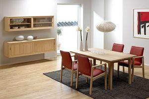 DYRLUND -  - Table De Repas Rectangulaire