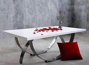 MARTIN EDEN - selene - Table De Repas Rectangulaire