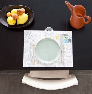 OMY - set citymap - Set De Table Enfant