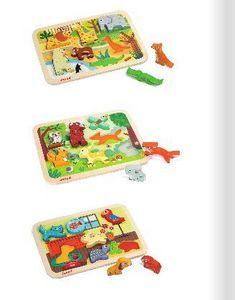 Janod -  - Puzzle Enfant