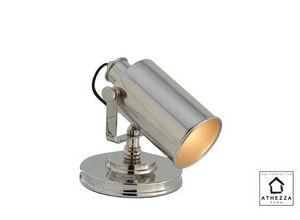 Athezza - lampe projecteur h18cm - Spot Patère