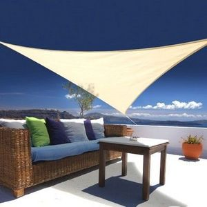 Neocord Europe - voile d'ombrage triangulaire 3,6 - Voile D'ombrage
