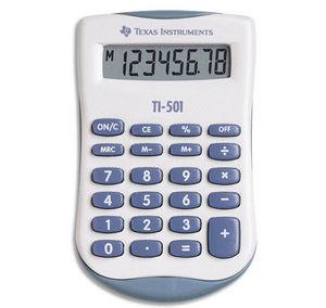 Calipage - ti-501. - Calculatrice