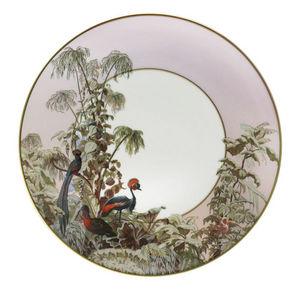 Haviland - zuber brésil - Assiette Plate