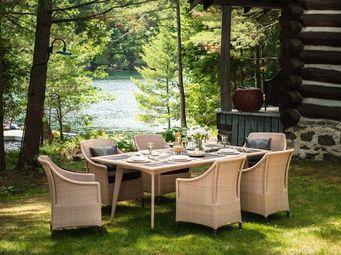 Dedon - summerland - Table De Jardin