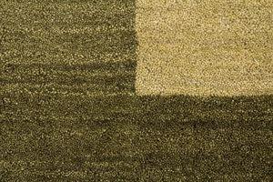 NAZAR - tapis gabbeh 160x230 green - Tapis Contemporain