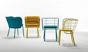 Chairs & More - jujube - Fauteuil De Jardin