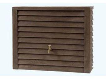 GARANTIA - kit récuperation eau de pluie woody 350 l - Récupérateur D'eau