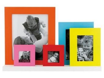 Present Time - cadre photo couleur - Cadre Photo