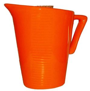 DM CREATION - pichet rafra�chissant orange 1.8 litres - Pichet Isotherme